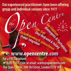 Our experienced practitioners have been offering group and individual sessions since 1977 - Open Centre.  Guy Gladstone, Silke Zehl, Richard Mowbray & Juliana Brown.  For a free brochure phone 020 7251 1504 or email ocinfo@opencentre.com